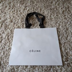 Authentic Large Celine Shopping Bag